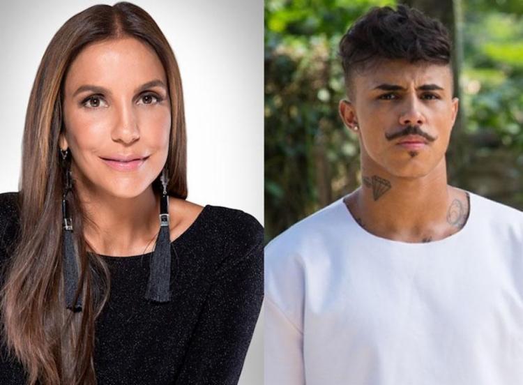 Ivete e Livinho já gravaram dois hits juntos - Foto: Divulgação