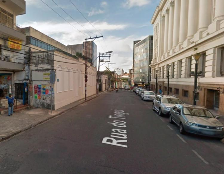 Trânsito será normalizado a partir das 13h deste domingo - Foto: Reprodução | GoogleMaps