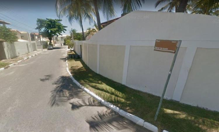 Crime aconteceu em uma casa da rua Praia de São Vicente - Foto: Reprodução | Google Maps