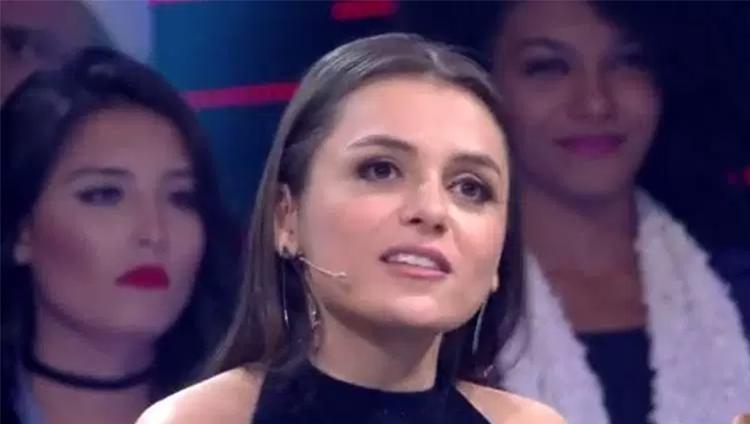 Atriz ficou incomodada com reação negativa da plateia - Foto: Reprodução l TV Globo