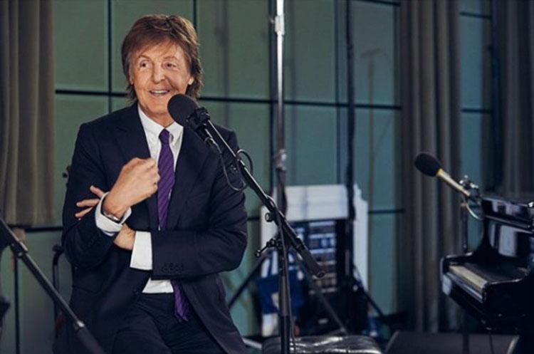 O novo álbum de McCartney deve chegar ainda em 2017 - Foto: Reprodução | Instagram