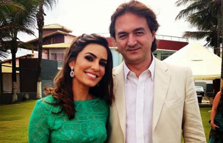 Ticiana Villas Boas e Joesley Batista - Foto: Reprodução | Instagram