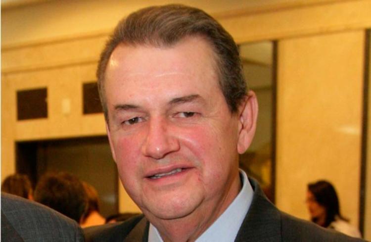 Cesar Mata Pires foi fundador da OAS - Foto: Paulo Giandalia | AE | Arquivo