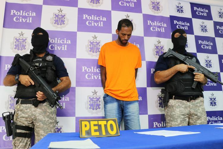 Adriano diz que não há provas do envolvimento dele em nenhum dos assassinatos - Foto: Alberto Maraux | SSP-BA