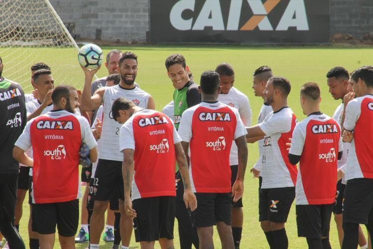 Com três gols, colombiano espera marcar mais na reta final do torneio - Foto: Maurícia da Matta   EC Vitória   Divulgação