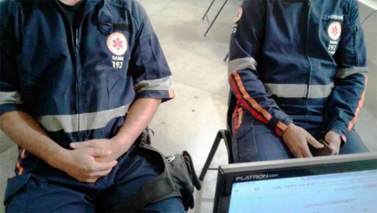 As vítimas tiveram objetos pessoais roubados; eles prestaram queixa - Foto: Aldo Matos | Reprodução | Acorda Cidade