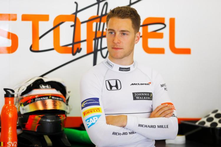Stoffel tem apenas 25 anos - Foto: Divulgação | McLaren