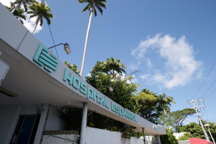 Leilão do hospital já foi cancelado duas vezes este ano - Foto: Raul Spinassé | Ag. A Tarde