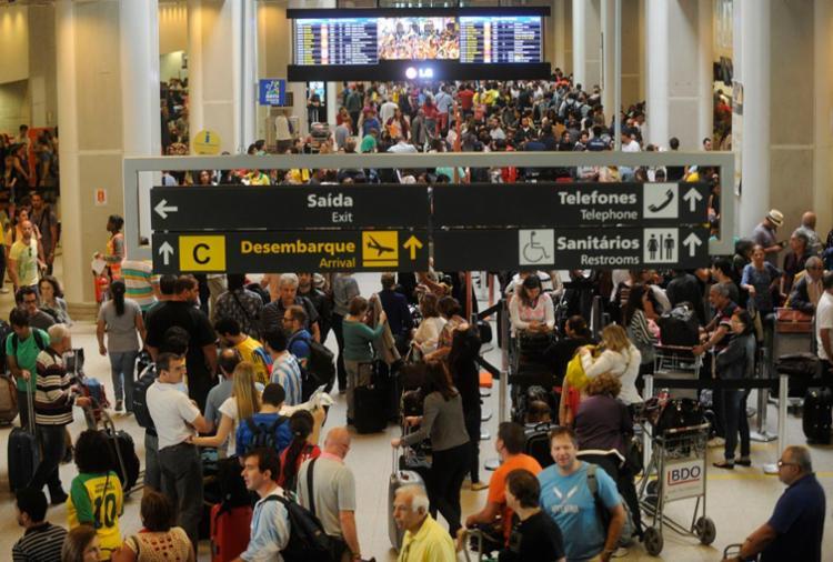 Congonhas está no pacote de privatizações - Foto: Tânia Rêgo | ABr | Fotos Públicas