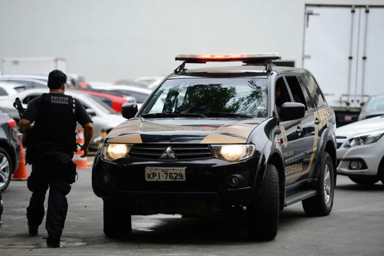 Polícia Federal realizou buscas e apreensão durante a manhã desta quarta, 23 - Foto: Tânia Rêgo | Agência Brasil | Fotos Públicas