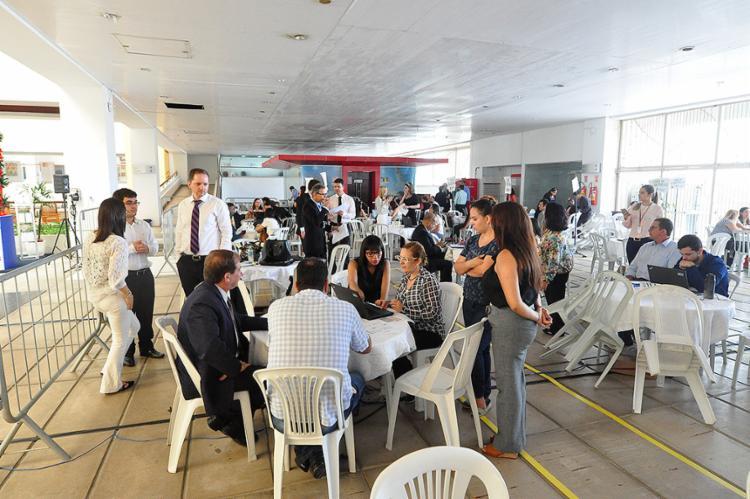 Mutirão foi realizado no ano passado na própria sede do TJ-BA, no Centro Administrativo (CAB) em Salvador - Foto: Nei Pinto Ferreira l Divulgação l 07.11.2016