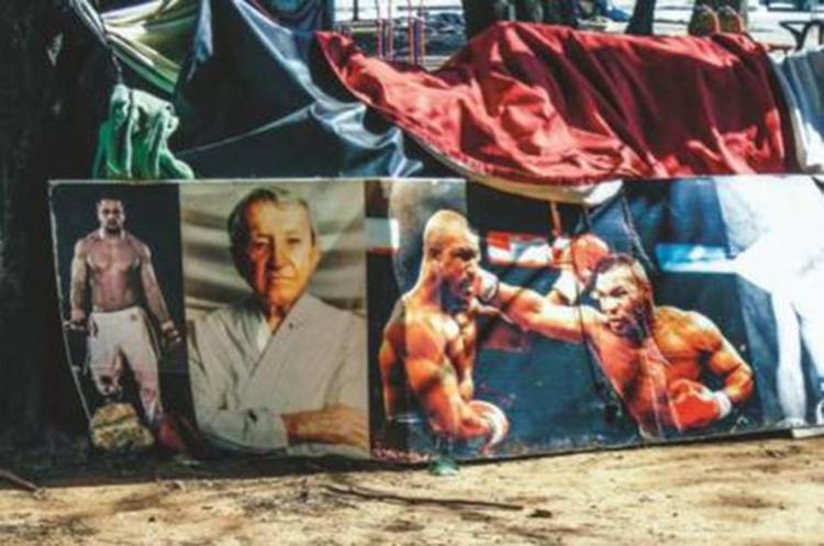 A exposição de fotos ficará no stand da TNT Energy Drink - Foto: Divulgação | João Adriano Mucuapera