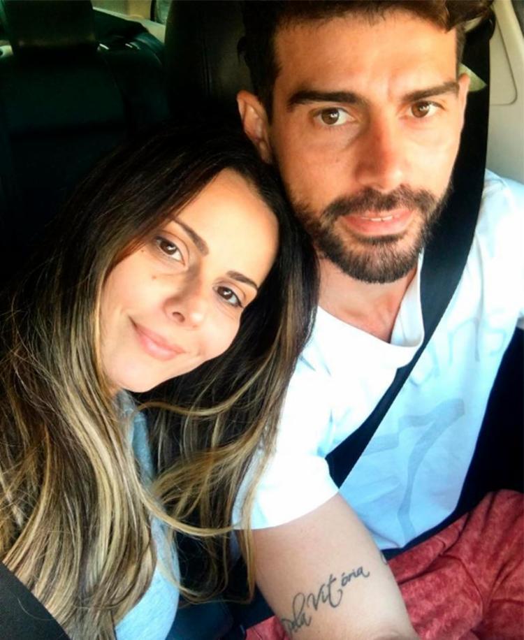 Viviane e Radamés estavam juntos há nove anos. - Foto: Reprodução | Instagram