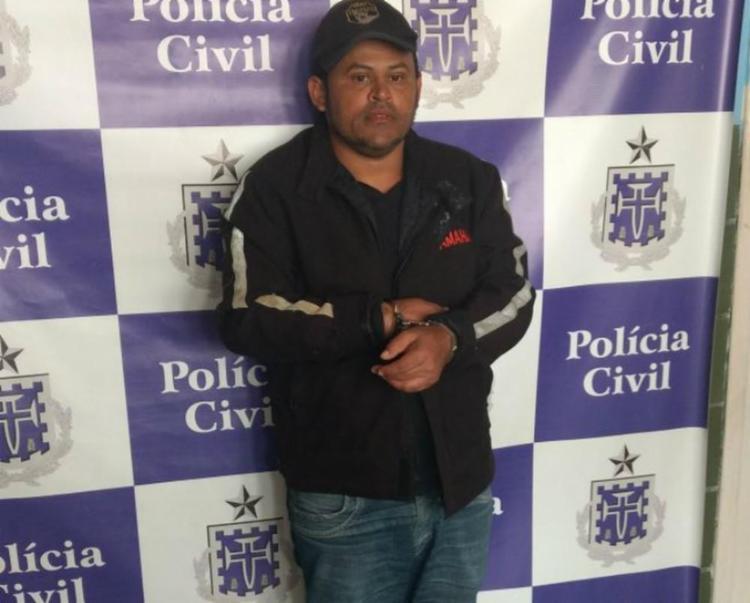 João Bonfim da Silva, 42 anos, confessou que não se conformava com o fim do relacionamento - Foto: Divulgação   Polícia Civil