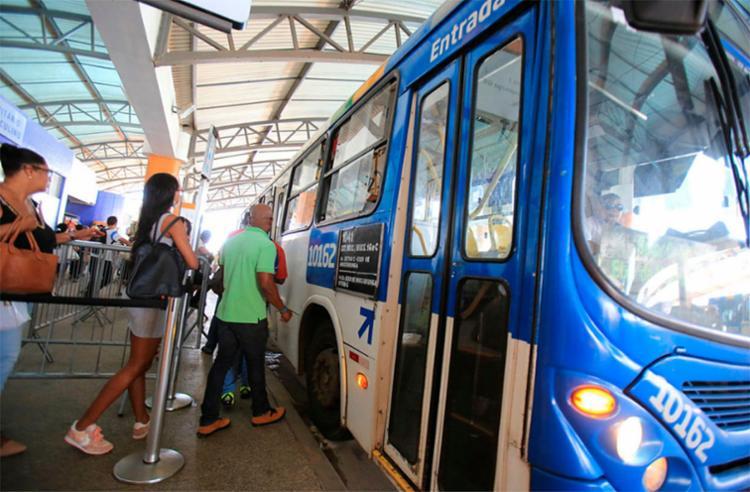 As catracas da estação serão retiradas no próximo dia 7 de setembro - Foto: Joá Souza | Ag. A TARDE