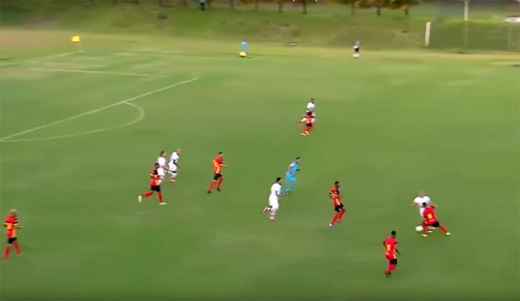 Reprodução l Youtube - Foto: Cancão perdeu por 2 a 0 para o time do Rio Grande do Norte