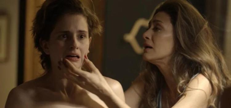 A cena da transformação de Ivana vai ao ar nesta terça-feira, 29 - Foto: Reprodução | TV Globo