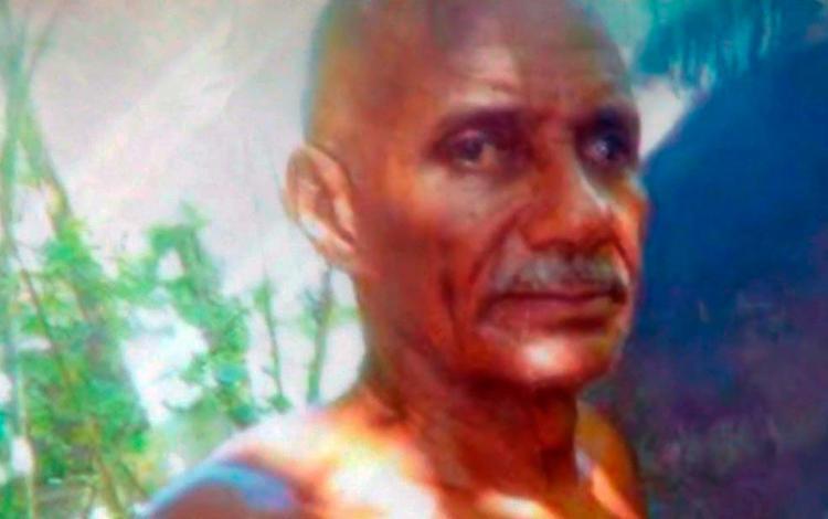 Salvador Souza Santos estava na lancha que naufragou na última quinta, 24 - Foto: Reprodução | TV Bahia