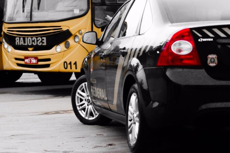 Operação da PF desarticula fraude na contratação de transporte escolar na Bahia