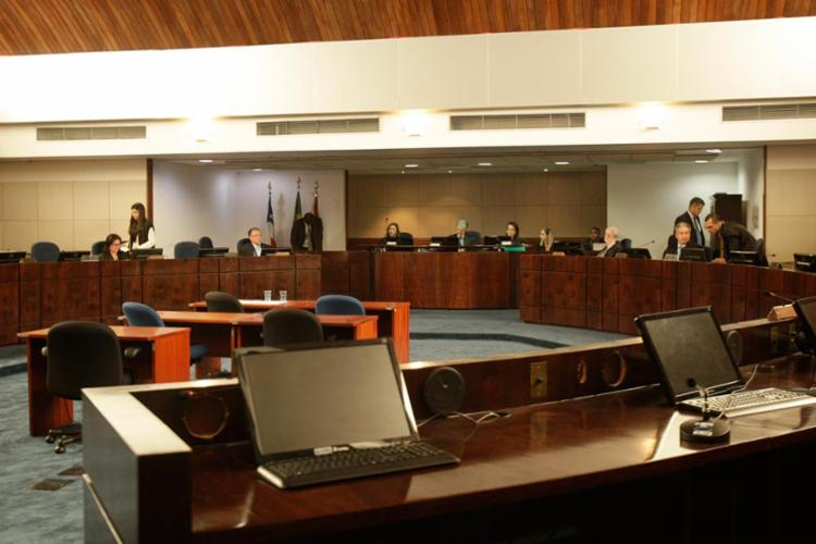 O julgamento ocorreu no Tribunal de Justiça da Bahia (TJ-BA), localizado no CAB - Foto: Margarida Neide | Ag. A TARDE | 15.08.2017