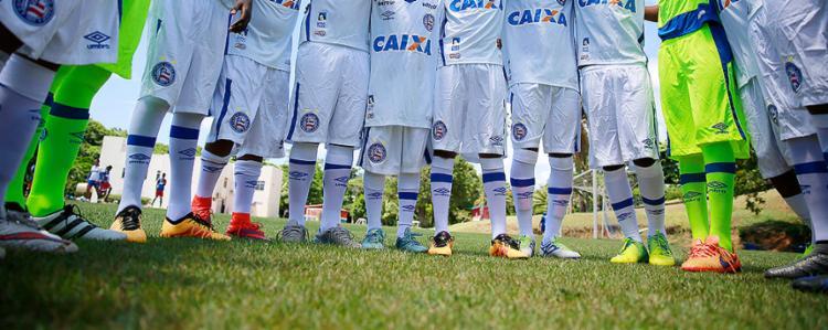 Bahia nega qualquer irregularidade com a base - Foto: Felipe Oliveira | EC Bahia