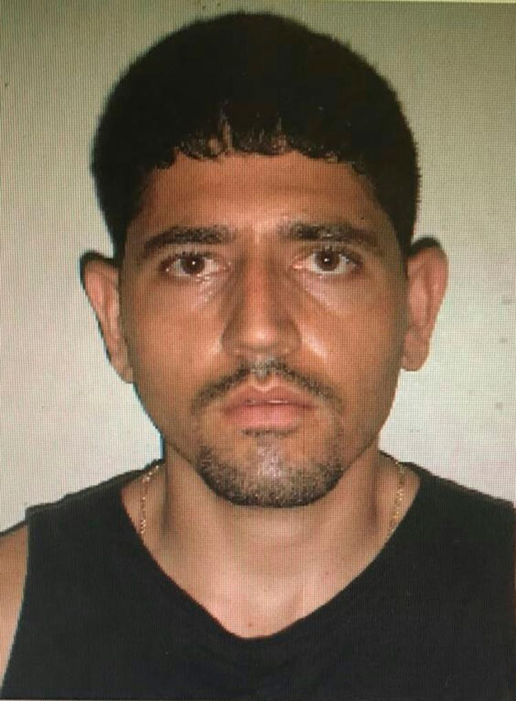 Jaílton estava com um carro roubado na região da orla - Foto: Divulgação | Polícia Civil