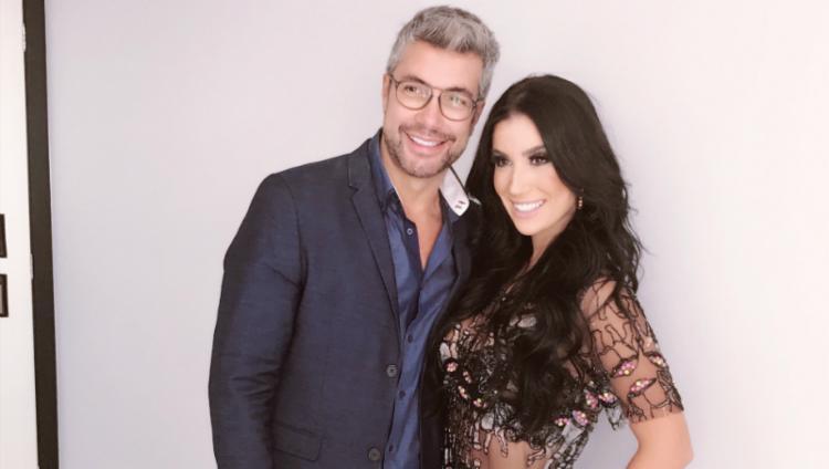 Fernando Torquatto e Bianca Andrade - Foto: Leticia Accorse