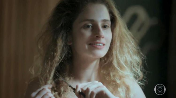 A atriz compartilhou em seu Instagram se despedindo da personagem Ivana - Foto: Reprodução | TV Globo