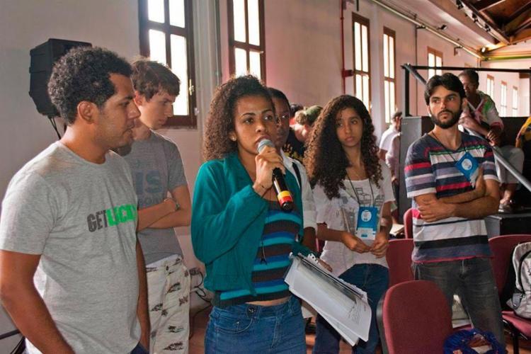 Ao todo, nove estudantes assinam o projeto
