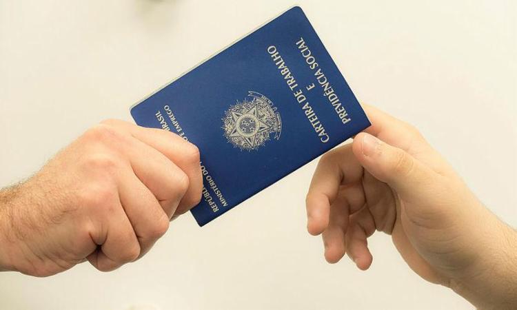 Já o emprego sem carteira no setor privado teve aumento de 5,6% - Foto: Rafael Neddermeyer | Divulgação