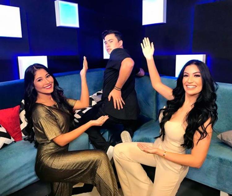 Bianca Andrade, Thaynara OG e Whindersson Nunes - Foto: Divulgação