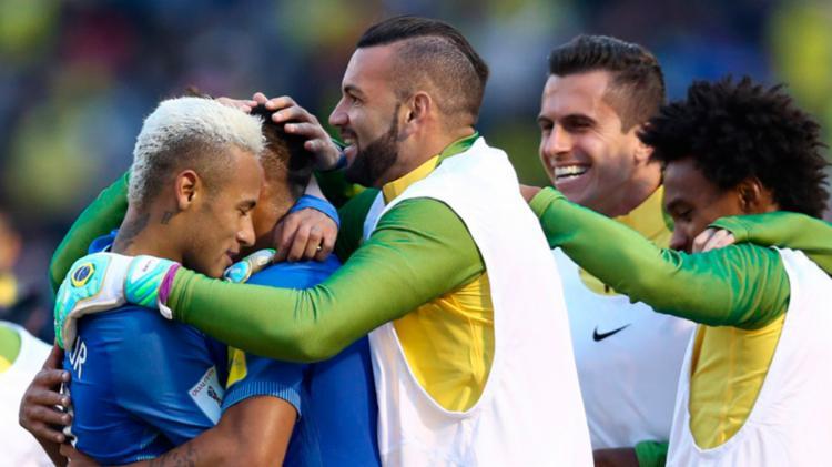 Partida será às 21h45 na Arena do Grêmio - Foto: Lucas Figueiredo | CBF