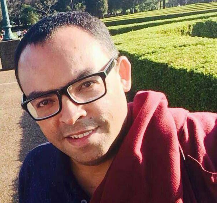 Marcos Fábio Oliveira Marques morreu em um acidente nesta quarta, 2 - Foto: Reprodução | Facebook