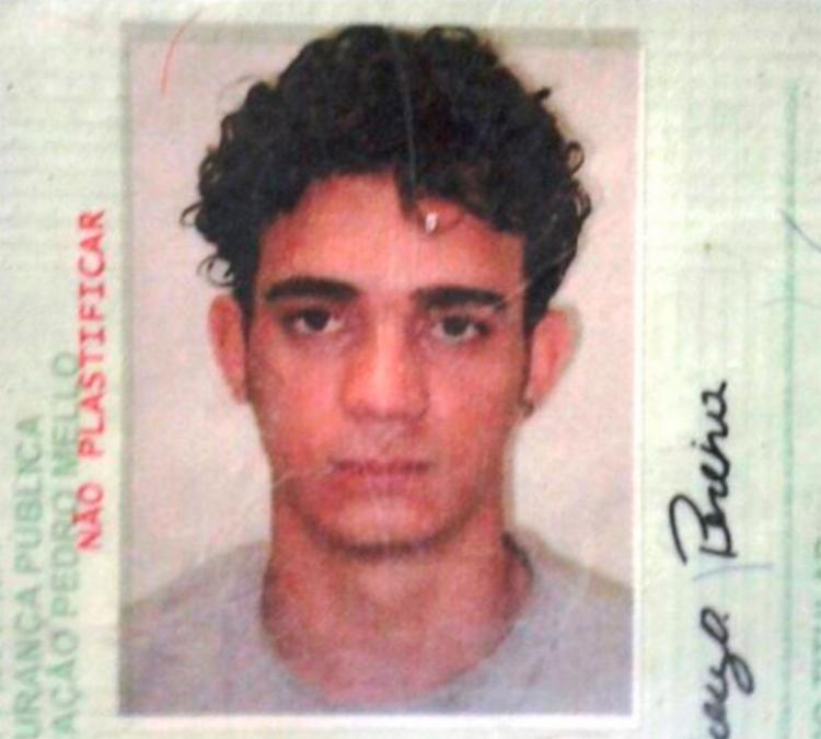 Jêverson Souza Pereira foi morto na madrugada desta quinta-feira, 31 - Foto: Aldo Matos | Reprodução | Acorda Cidade