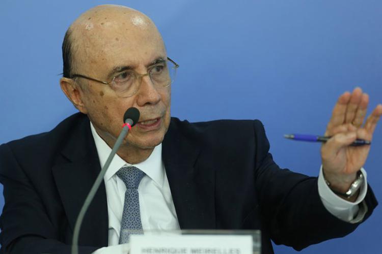 Ministro minimiza os 227 votos contra Temer na Câmara e prevê a reforma tributária - Foto: Valter Campanato l Agência Brasil