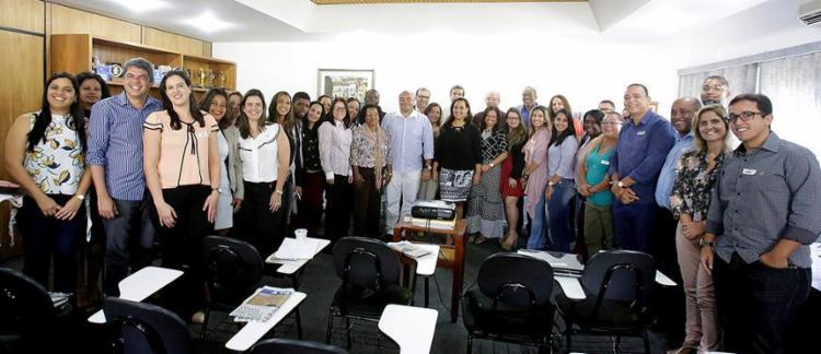 Reunião ocorreu na sede do Grupo A TARDE - Foto: Xando Pereira l Ag. A TARDE