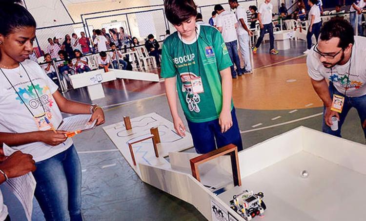 Diversas atividades estarão disponíveis no espaço gratuitamente - Foto: Divulgação | Campus Party Brasil
