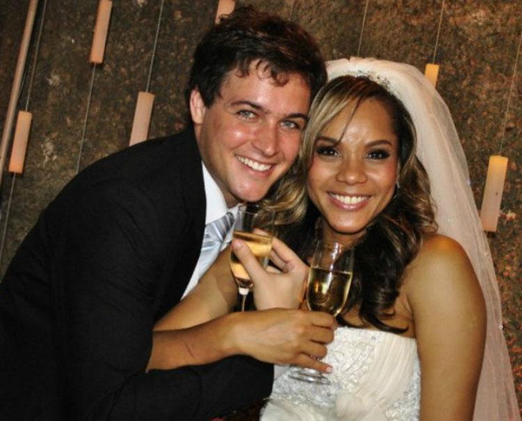 Os artistas se casaram em dezembro de 2011 - Foto: Divulgação