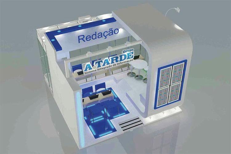 A TARDE terá um stand com uma redação na Campus Party - Foto: Divulgação