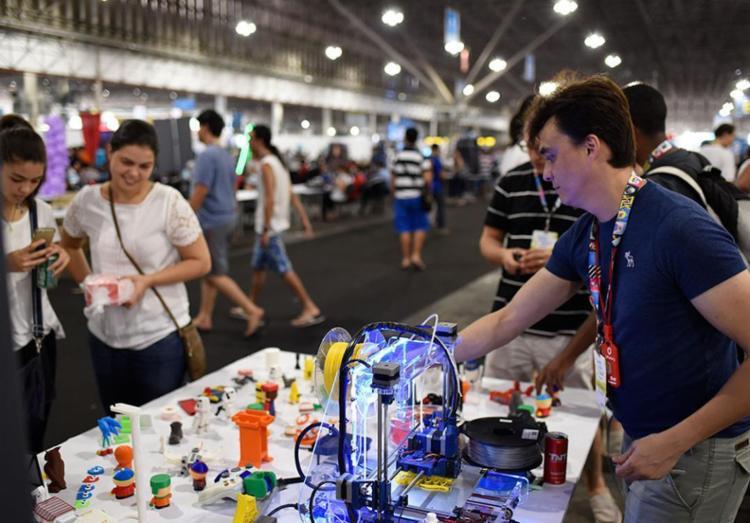 Evento é considerada o maior encontro de inovação e tecnologia do mundo - Foto: Divulgação