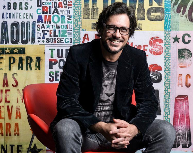 Ator Lúcio Mauro Filho, 43 anos - Foto: Ramón Vasconcelos | Globo