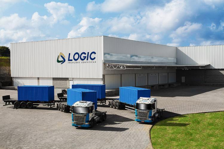 Logic concluiu ampliação de centro de distribuição - Foto: Divulgação