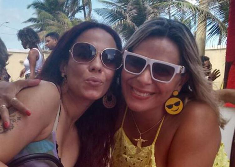 Jumaria dos Santos e a autônoma Fernanda eram amigas - Foto: Divulgação l Polícia Civil