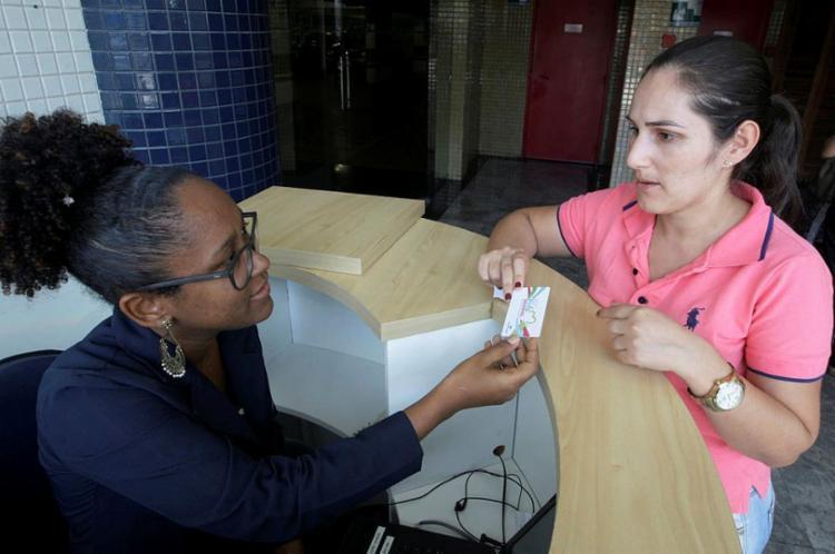 Cartões oferecem descontos em clínicas, hospitais e laboratórios - Foto: Luciano da Matta   Ag. A TARDE