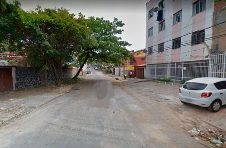 Crime aconteceu na rua Lagoa Bela - Foto: Reprodução | Google Maps