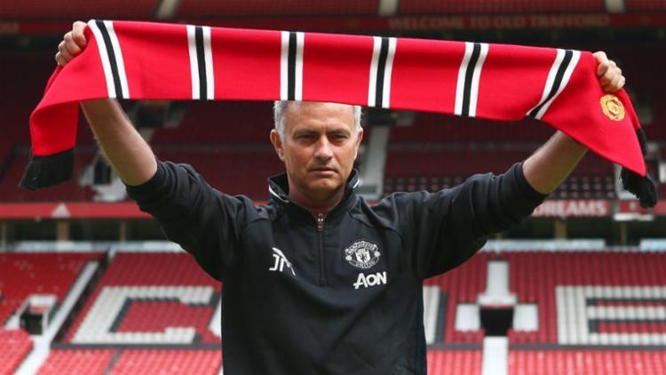 José Mourinho, técnico do Manchester United - Foto: Reprodução   Sky Sport