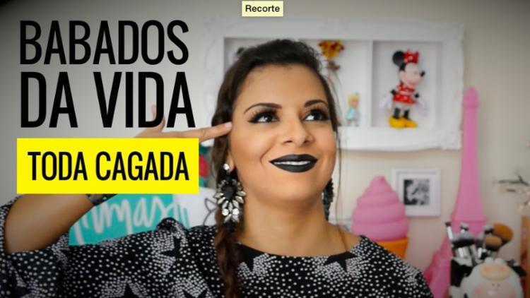 """Evelyn Regly é dona do canal """"Babados da Vida"""" - Foto: Reprodução"""