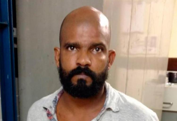Ednilson foi autuado em flagrante por tráfico de drogas - Foto: Divulgação | SSP-BA