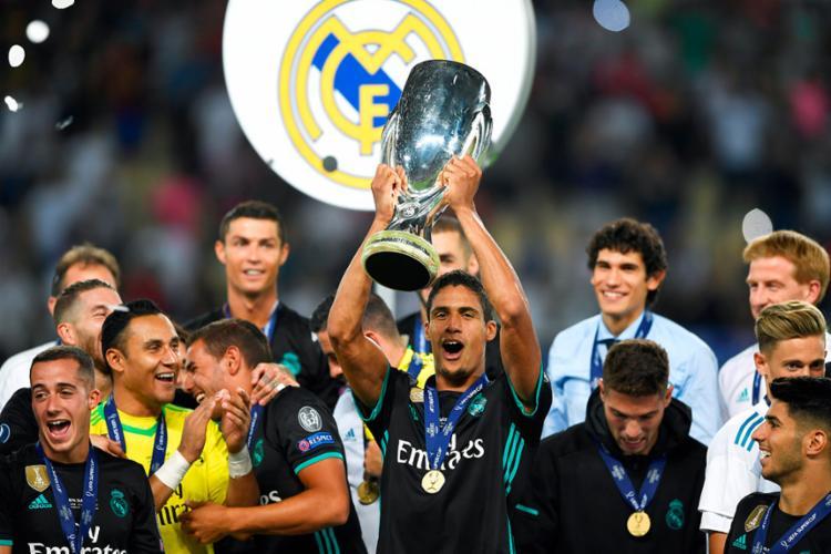 Real Madrid conquistou sua segunda Supercopa consecutiva - Foto: Dimitar Dilkoff | AFP