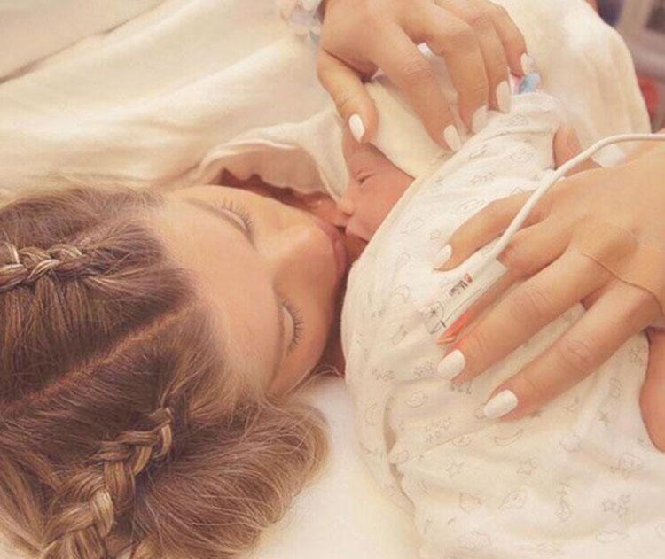 Enrico foi gerado por meio de inseminação artificial - Foto: Reprodução   Instagram